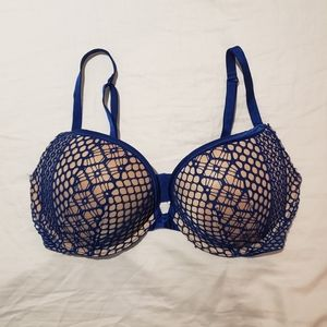 Victorias Secret Blue Very Sexy Bra